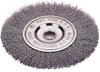 """Firepower Wire Wheel Brushes, Crimped, 6"""" dia. x 1/2"""" wide"""