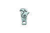 VIM Tools 1/4'' Dr. Spring-loaded Crowfoot Wrench