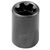 VIM Tools 3/8 in. Square Drive GM Seat Track Socket