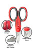 Vampire Tools All-In-One Electrician's Scissors eShears