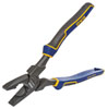 IRWIN VISE-GRIP High Leverage Lineman's Pliers with Fish Tape Puller, 9-1/2""