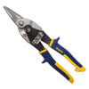 IRWIN VISE-GRIP Offset Utility Snips, Curves Right, 1-5/16""