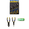 IRWIN VISE-GRIP 3-pc GrooveLock Pliers Set with  VISE-GRIP Pliers Set, 2-Piece Traditional