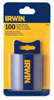 IRWIN VISE-GRIP Traditional Carbon Utility Blades with Dispenser, 100 Pack
