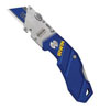 IRWIN VISE-GRIP Folding Utility Knife with Folding Grip