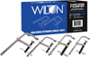 Wilton Classic Series F-Clamp Kit