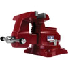 "Wilton Utility HD Bench Vise 6-1/2"" Jaw Width, 6-1/4"" Jaw Opening, 360° Swivel Base"