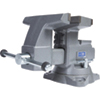 """WILTON REVERSIBLE BENCH VISE 8"""" JAW WIDTH WITH 360 SWIVEL BASE"""