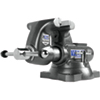 "WILTON Tradesman 1755XC Vise, 5-1/2"" Jaw Width, 5"" Jaw Opening, 3-3/4"" Throat Depth"