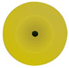 "Wizards 8"" Foam Cut Yellow Buffing Pad"