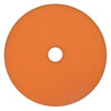 "Wizards 6"" 21 DA Polisher Orange Foam Polishing Pad"